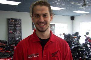 Frédérick Chagnon - Technicien